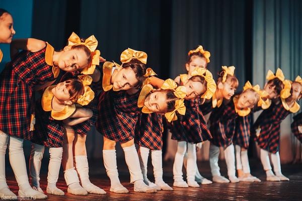 Детские танцы в Оренбурге