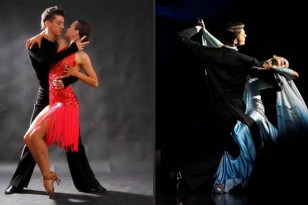 Бальные танцы в Оренбурге